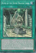 YU-GI-OH: RUINS OF THE DIVINE DRAGON LORDS - SUPER RARE - SR02-EN024 - 1st ED