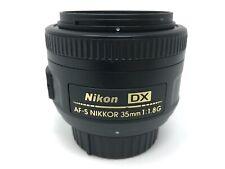 Nikon Nikkor AF-S DX 35mm F/1.8G Lens     -    3969