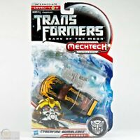Transformers Mechtech Deluxe Cyberfire Bumblebee Action Figure New / Sealed