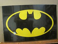 vintage Batman Logo  DC comics poster 3060