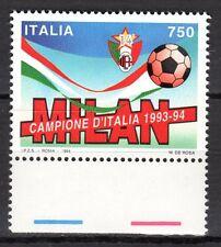 Italy - 1994 Soccer champion AC Milan - Mi. 2327 MNH