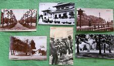Old Japan 1920s-30s Tokyo Photo type 6 Postcard