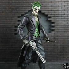 "DC Batman Arkham Origins Play Arts Kai NO.4 The Joker 10"" Statue Action Figure"