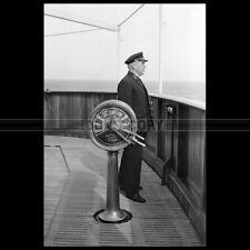 Photo B.002074 MS COLOMBIA KNSM CAPTAIN KLOK 1934 PAQUEBOT OCEAN LINER