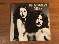 Buckingham Nicks LP - Self Titled - Polydor PD 5058 Masterdisk GK Non-Gatefold