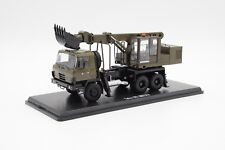 Very RARE !!!! TATRA 815 UDS14 Mobile Bager Army Truck SSM Limited 1/43