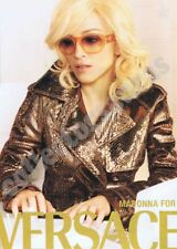 MADONNA for VERSACE advertisement - A4 size High Quality Print ONLY