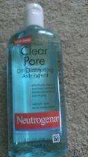 Neutrogena Clear Pore Oil-Eliminating Astringent 8 oz Exp 03/23
