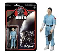 "Alien Ash ReAction 3 3/4"" Figure Aliens AVP Retro Kenner Super 7 New MOC Mint"