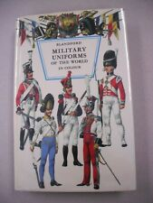 """""""MILITARY UNIFORMS OF THE WORLD IN COLOUR"""" 278 PAGES OF UNIFORMS OF ALL ERAS!"""