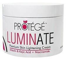 Protege Luminate Premuim Skin Lightening Cream 2 Oz Bottle