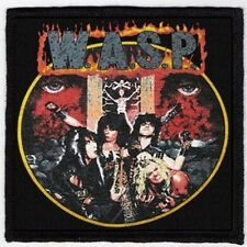 WASP PATCH / SPEED-THRASH-BLACK-DEATH METAL