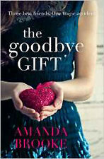 The Goodbye Gift, New, Brooke, Amanda Book