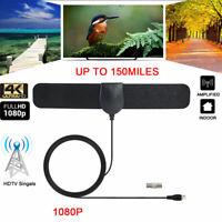 Antenna TV Digital HD Skywire 4K 150 Mile Range Antena Digital Indoor HDTV 1080p