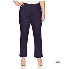 Lee Women's Plus-Size Motion Series Total Freedom Pant, Rinse, 20W Medium ~B17