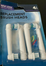 4x Electric Tooth brush Heads Replacement for Braun Oral B FLOSS ACTION USA