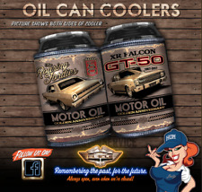 FALCON XR GT Stubby Cooler - XR GT Cooler OIL CAN COOLER SERIES HOUSE OF MUSCLE