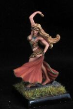 Nalani Dancing Girl Reaper Miniature Dark Heaven Legends Caster Rogue Persian