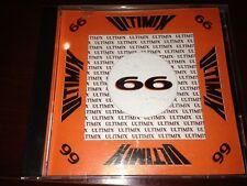 ULTIMIX 66 CD CELINE DION BACKSTREET BOYS BROOKLYN BOUNCE N SYNC SALT N PEPA
