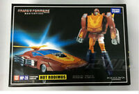 Transformer Masterpiece MP-28 Cybertron Hot Rodimus Action Figures US Shipping