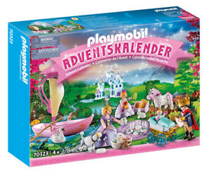 PLAYMOBIL Calendario dell'Avvento Picnic Reale 70323 PLAYMOBIL