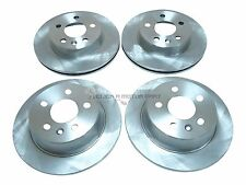 MERCEDES VITO 1995-2003 ALL MODELS FRONT AND REAR BRAKE DISCS (NO PADS)