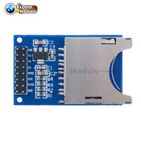 SD Card Module Slot Socket Reader For Arduino ARM MCU Read And Write GM