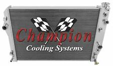 3 Row Champion Radiator For 1998-1999 Firebird Trans Am / Chevy Camaro