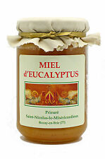 Miel d'Eucalyptus 375g Prieuré saint-Nicolas