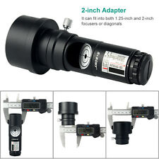 """Hot OUTDOOR 1.25"""" Red Laser Collimator 2"""" Adaptor for Newtonian Telescopes AU"""
