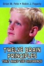 In a Nutshell: Twelve Brain Principles That Make the Difference by Robin J. Fog…