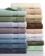 "Hotel Collection 6 Piece Cotton Bath Sheet, Towel, and Hand Set 30"" x 56"" B5032"