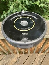 iRobot Roomba 650 Robot Vacuum Untested, No Charger AS-IS