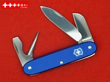💚 VICTORINOX PIONEER ELECTRICIAN BLUE LCSAS 0.8120.22R4 ALOX SWISS ARMY KNIFE