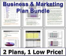How To Start Up - GOURMET BAKERY - Business & Marketing Plan Bundle