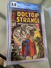 Doctor Strange 169 CGC 5.0 6/68