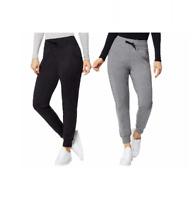 NEW!! 32 Degrees Heat Women's Side Pocket Jogger Pullstring Pants Variety