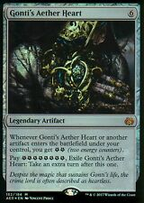 Gonti's Aether Heart foil | nm | versiones preliminares Promo | Magic mtg