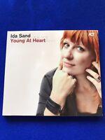 NEW Ida Sand Young at Heart Jazz CD Promo Copy 2015