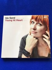 NEUF Ida Sable Young at Heart Jazz CD Promo Copy 2015