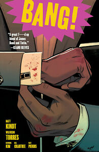 BANG! by Matt Kindt & Wilfredo Torres TPB Softcover Graphic Novel