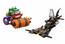Lego Batman 76013 Steam Roller + Batjet - No minifigures or box - Fast shipping