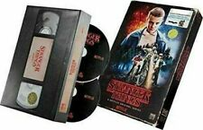 Stranger Things Season 1 4-disc DVD / Blu-Ray Collectors Edition Box Set (Exclus