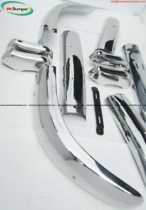 Volvo PV 544 Euro type bumpers