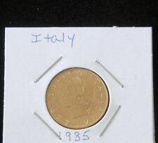 VERY NICE UNCIRCULATED 1995 ITALY TWENTY LIRE COIN (KM# 97.2)