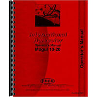 New McCormick Deering 20-10 Tractor Operators Manual