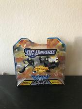 Mattel DC Universe Action League Flashpoint Project Superman Batman Figure Set