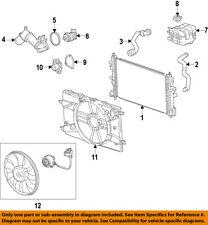 Chevrolet GM OEM 14-15 Cruze-Engine Water Pump 55488983