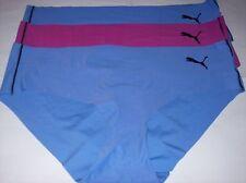 Lot de 3 culottes PUMA Taille XL neuf sans étiquette