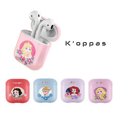 Official Disney Princess Solid AirPod Earphone Case Cover 100% Authentic
